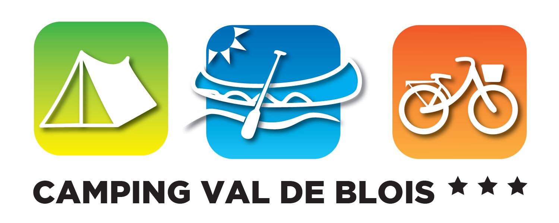Logo Camping Val de Blois