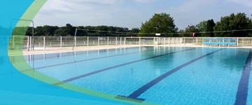 The municipal swimming Pool (July/August)