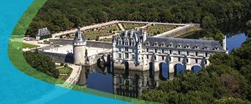 Castillo de Chenonceau (a 35km)