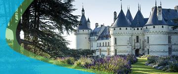 Chaumont sur Loire (at 20km)
