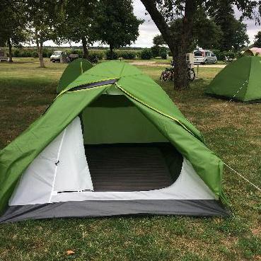 Tentes 2 places Camping Blois