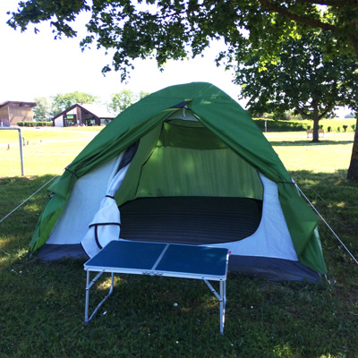 Tentes 2 places Camping Blois