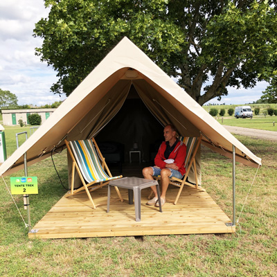 Tentes Treck Camping Blois